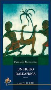 Un figlio dall'Africa - Fabriano Niccolucci - copertina