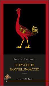 Le favole di Montelungaccio - Fabriano Niccolucci - copertina
