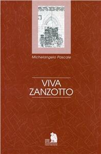 Viva Zanzotto - Michelangelo Pascale - copertina