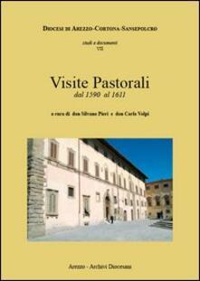 Visite pastorali del vescovo Pietro Usimbardi dal 1590 al 1611 - copertina