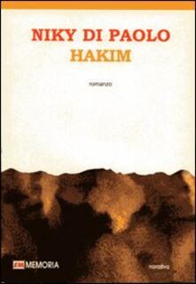 Hakim - Niky Di Paolo - copertina
