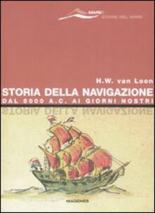 Voluntariadobaleares2014.es Storia della navigazione. Dal 5000 a. C. ai giorni nostri Image
