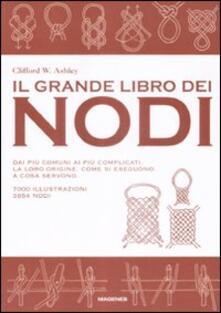 Writersfactory.it Il grande libro dei nodi Image