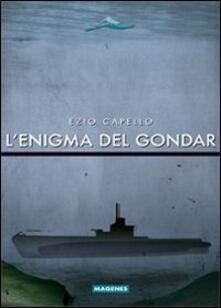 L' enigma del Gondar - Ezio Capello - copertina