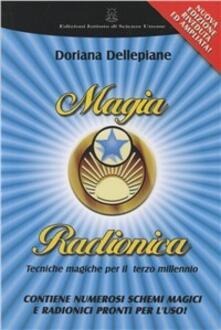 Magia radionica - Doriana Dellepiane - copertina