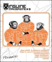 Inguine mah!gazine. Vol. 9