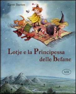Lotje e la principessa delle befane