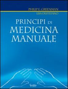 Capturtokyoedition.it Principi di medicina manuale Image