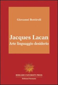 Camfeed.it Jacques Lacan. Arte, linguaggio, desiderio Image