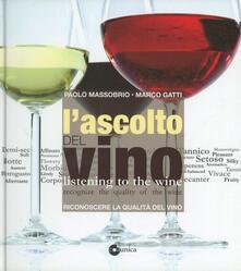 Radiospeed.it L' ascolto del vino. Ediz. italiana e inglese Image