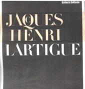 Jacques Henri Lartigue. La fragilita dell'attimo