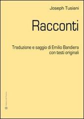 Racconti. Ediz. italiana e inglese