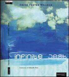 Infinite jest - David Foster Wallace - copertina