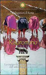 Risoromano. La cucina del riso in città e nel Lazio dall'antichità ai giorni nostri