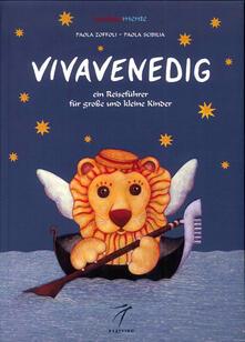 Amatigota.it Vivavenedig. Ein Reiseführer für goße und kleine Kinder Image