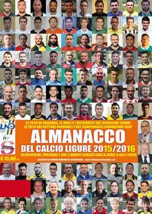 Almanacco del calcio e dello sport ligure 2015-2016