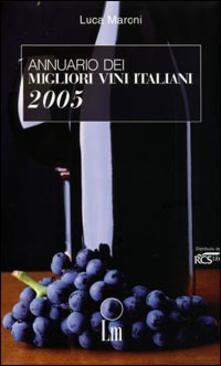 Voluntariadobaleares2014.es Annuario dei migliori vini italiani 2005 Image