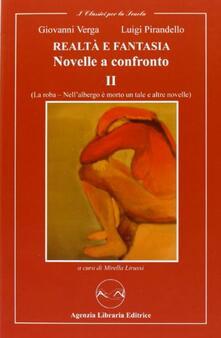 Mercatinidinataletorino.it Novelle a confronto. Vol. 2 Image