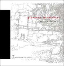 L' ultima lezione - Giovanni Michelucci - copertina
