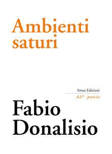 Ambienti saturi - Fabio Donalisio - copertina