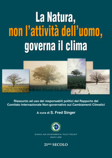Lpgcsostenible.es La natura, non l'attività dell'uomo, governa il clima Image