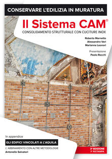Conservare ledilizia in muratura: il sistema CAM.pdf