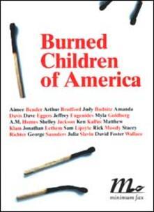 Burned Children of America - copertina