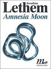 Libro Amnesia moon Jonathan Lethem
