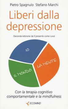 Winniearcher.com Liberi dalla depressione. Con la terapia cognitivo comportamentale e la mindfulness Image