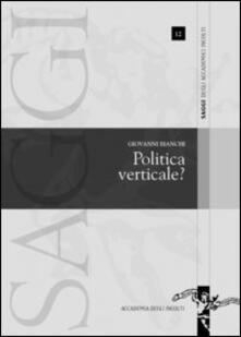 Politica verticale?.pdf