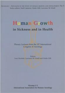 Secchiarapita.it Human growth in sickness and in health. Abstracts Image
