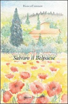 Librisulladiversita.it Salvare il Belpaese Image