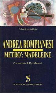 Metrò: Madeleine