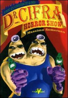 Antondemarirreguera.es Dottor Cifra Horror Show Image