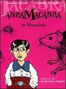 Antondemarirreguera.es Abramacabra. 20 filastrocche Image