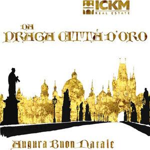Praga città d'oro
