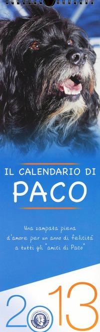Il Il calendario di Paco 2013 - - wuz.it