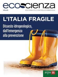 L' Italia fragile - Arpae Emilia-Romagna,Ecoscienza - ebook