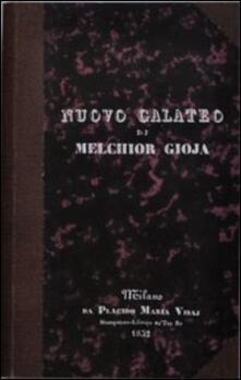 Filippodegasperi.it Nuovo galateo di Melchior Gioja. Un'altra volta purgato e accresciuto Image