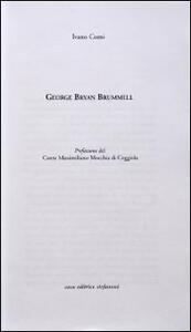 George Bryan Brummell