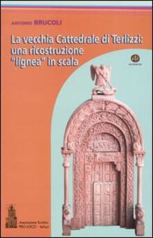 La vecchia Cattedrale di Terlizzi: una ricostruzione «lignea» in scala - Antonio Brucoli - copertina