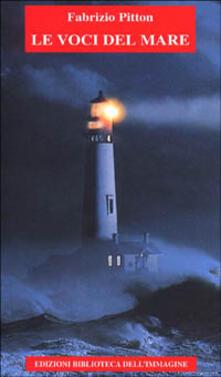 Voci dal mare - Fabrizio Pitton - copertina