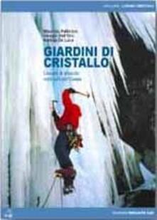 Mercatinidinataletorino.it Giardini di cristallo. Cascate di ghiaccio nelle valli dell'Ossola Image