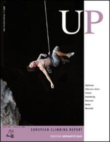Winniearcher.com Up. European climbing report 2007. Annuario di alpinismo europeo Image