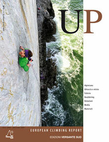 Nicocaradonna.it Up. European climbing report 2008. Annuario di alpinismo europeo Image