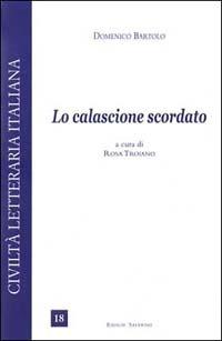 Lo Lo calascione scordato - Bartolo Domenico - wuz.it