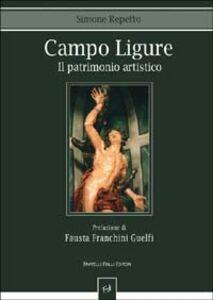 Campo Ligure. Il patrimonio artistico