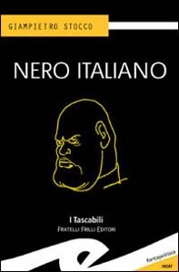 Libro Nero italiano Giampietro Stocco