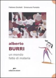 Promoartpalermo.it Alberto Burri. Un mondo fatto di materia Image
