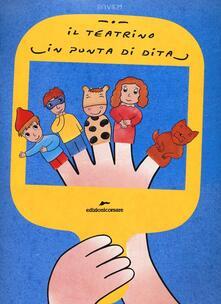 Teatrino in punta di dita - Saviem - copertina